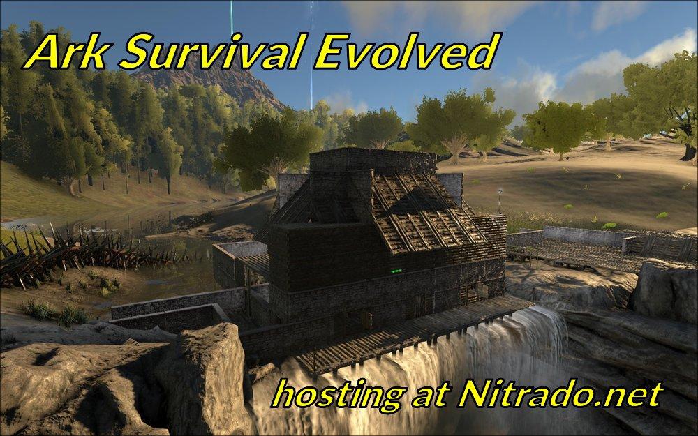 Game hosting at Nitrado net - GoodGameServers com